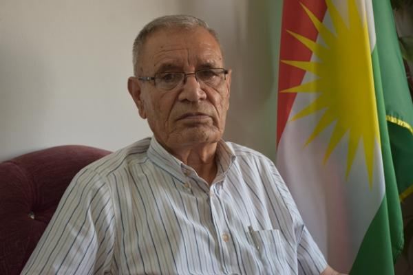​​​​​​​Saleh Keddo: Turkey seeks to exterminate Kurds by international, regional collusion