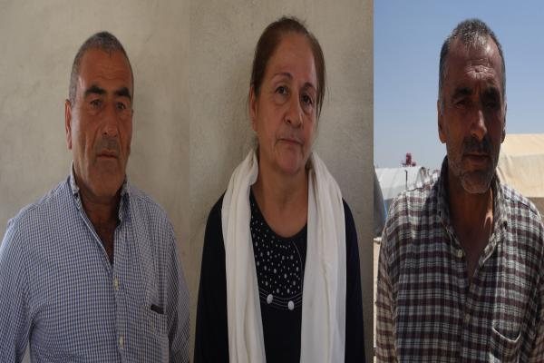 Afrin displaced: Kurdish agreement is new hope to expel occupation from our land