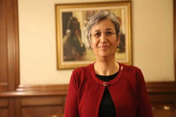 Laila Guven sends a message to European political officials