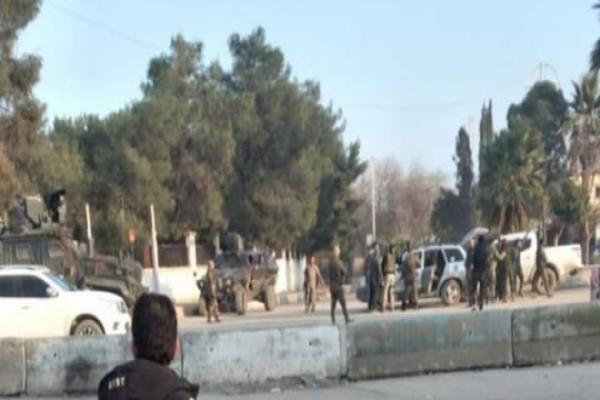 Fighting among Turkey's mercenaries in Serêkaniyê renewed