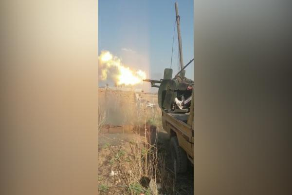 Clashes among mercenaries spill to countryside, reinforcements arrive