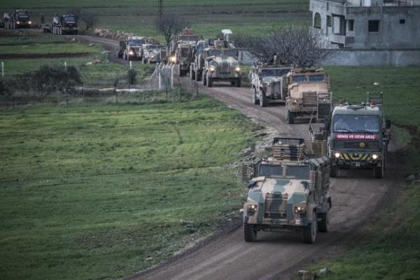 Turkish occupation pushes military reinforcements to