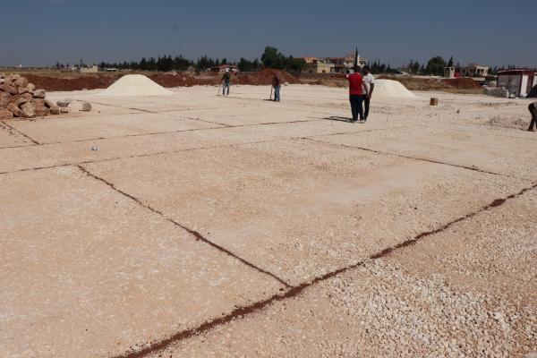 Preparations to establish school for Serdem camp students in al-Shahba