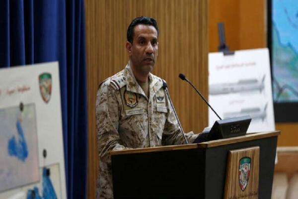 Arab Alliance: The Houthis launched a ballistic missile at Marib