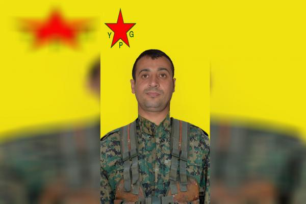 YPG reveals the record of fighter Firas Sardar