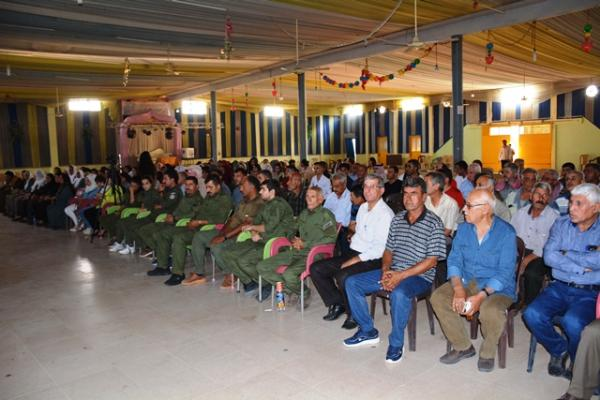 Tirbê Spiyê people commemorate martyrs of July 14th Resistance in Amed prison