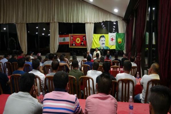 Meeting in Lebanon to commemorate the martyrs of resistance 14 July