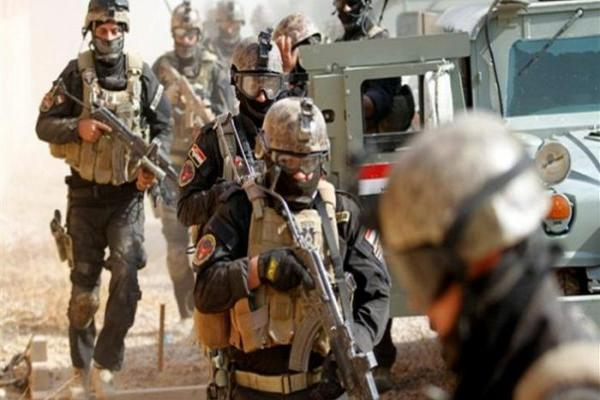5 suicide bombers killed in a security operation in Iraq