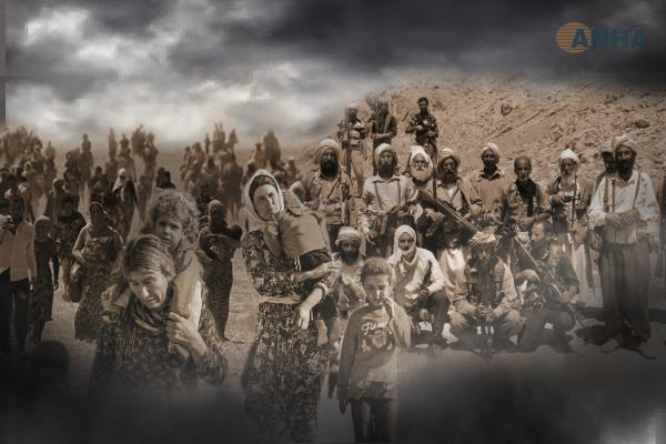 August 2014 74th Extermination of Yezidis and Lessons Learned