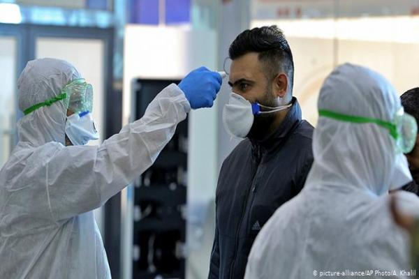 ​​​​​​​Syria: 45 new cases of coronavirus