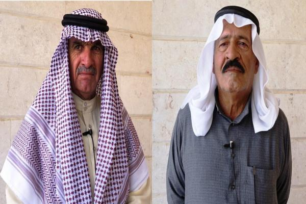 Sheikhs and notables of Al-Raqqa: external agendas target our national symbols