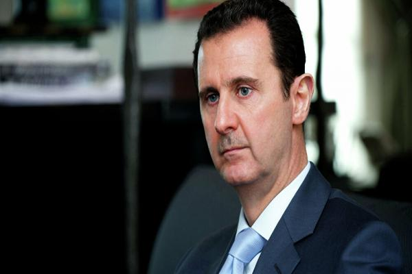 ​​​​​​​Syrian government: Bashar al-Assad suffered a pressure drop during his speech before People's Assembly