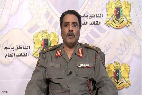 Libyan army announces killing of ISIS leader in North Africa