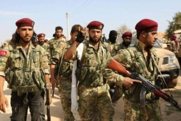 SOHR: First batch of Syrian mercenaries arrives in Azerbaijan; another batch prepare itself