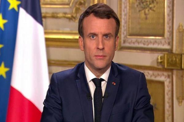 Macron: Turkey's sending of Syrian mercenaries to Karabakh is dangerous, we to discuss it in coming hours