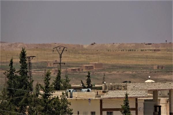 Turkish occupation, its mercenaries increase military points along M4