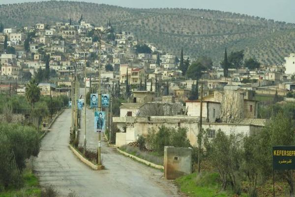 'Samarkand' mercenaries launch new arrest campaign against Afrin's Janders residents