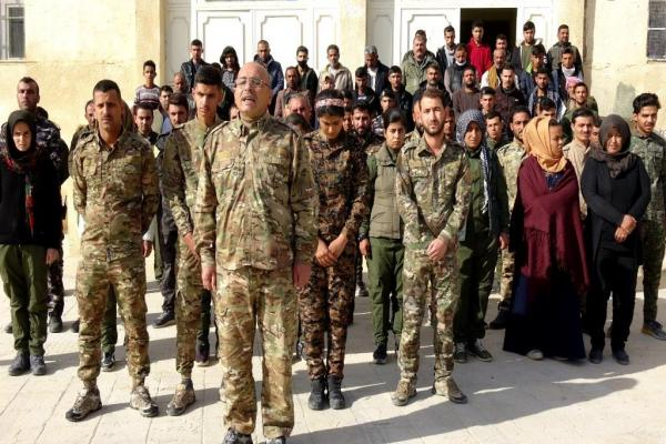 Gire Spi Military Council not warmongers but defiant