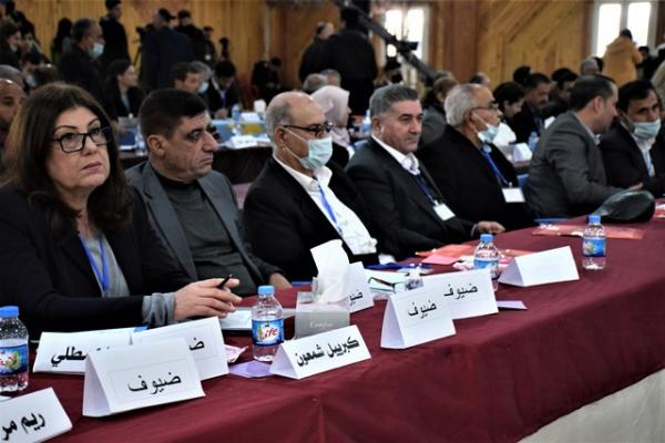 """People of al-Jazeera and Euphrates Conference"" concluded with statement"