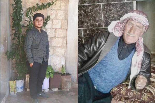 Turkish mercenaries shot dead Afrinian elderly and child