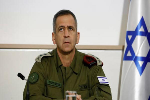 From Golan Heights ... Israeli army chief confirms continuing fighting Iranian presence in Syria