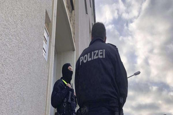 German police target network that supports terrorism in Syria via Turkey