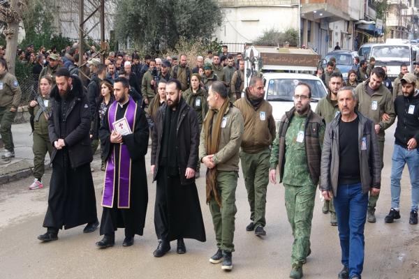 Martyr Alariya laid to final rest