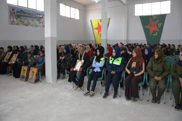 Coexistence in Ne Syria praised as martyrs' remembered