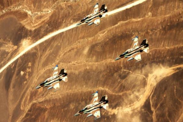 Israeli sources explain reasons for expanded Israeli attack on eastern Syria
