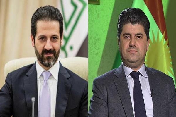 PUK's Co-chair Sheikh Jengi, Deputy PM Talabani sends condolences to Abdi