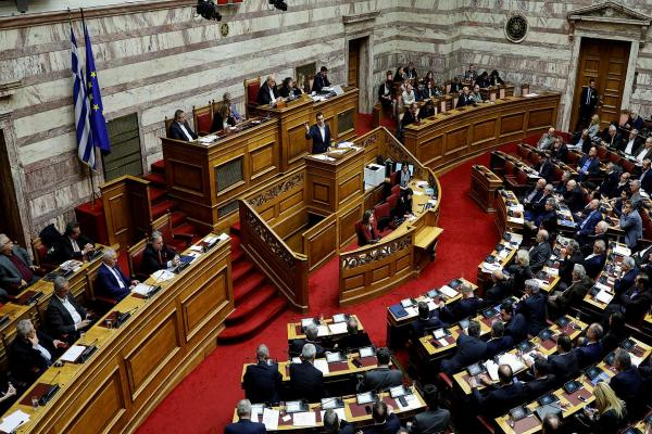Greek Parliament approves the expansion of territorial waters