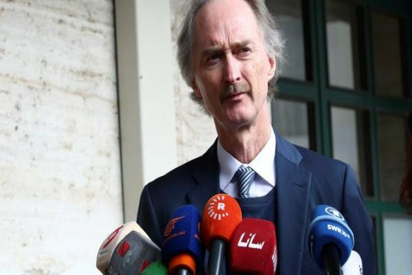 Geir-Pedersen warns: The fragile calm in Syria may collapse
