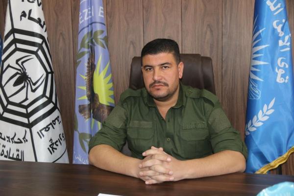 Deir Ezzor Internal Security Forces: regional powers bid to strike security