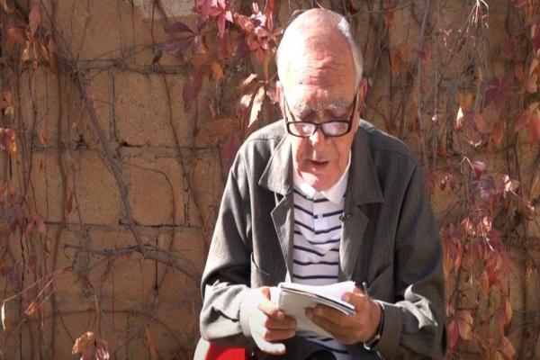 Kurdish Poet Daham Hesen passes away at 75