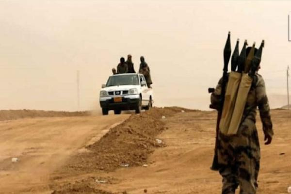 18 Syrian and ISIS deaths in the Syrian Desert