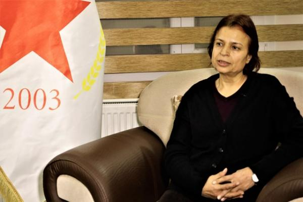 Mazkin Ahmed: Attack on HDP is an attack of the dominant forces on the alternative system of capitalism