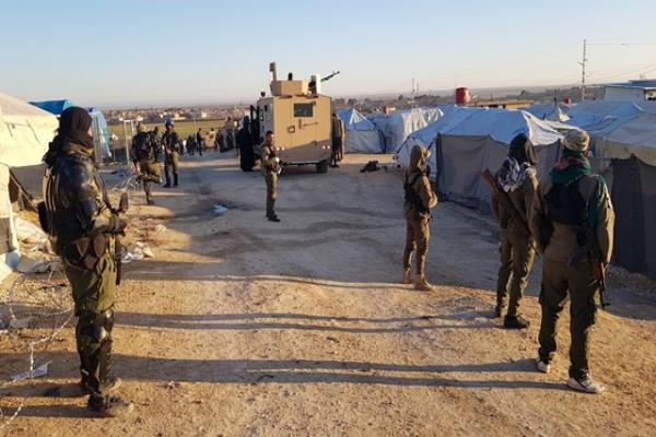 Saleh Kado: International community must shoulder its responsibilities towards Al-Hol