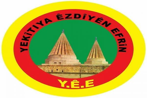 Yazidi Union warns againt Başûr becoming another Afrin