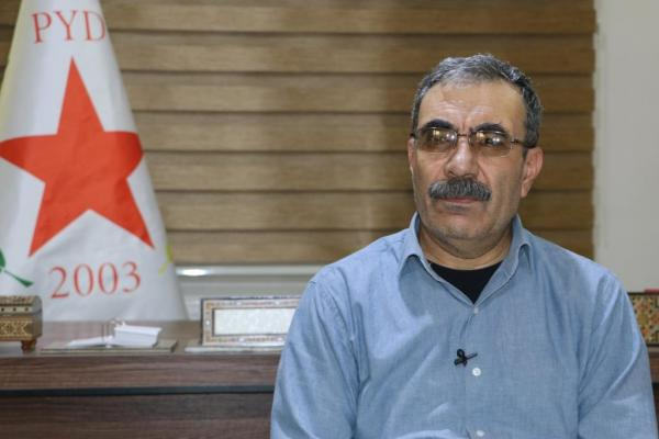 Aldar Khalil: Fact Finding committee must be sent to Afrin
