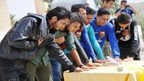 Training course for youth opened in Kobanî