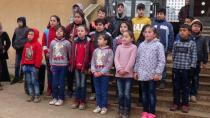 Afrin children: We will return to our land