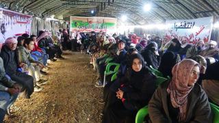 Sit-inners praise women's steadfastness