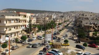 Afrin from a safe haven to humanitarian catastrophe befalling on its residents' heads