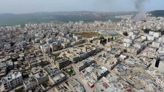 What has not Turkish occupation done in Afrin yet?