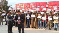 Middle East youths demand to release Şêladizê detainees