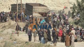 Photos show how IS mercenaries surrendered to SDF in al-Bagouz