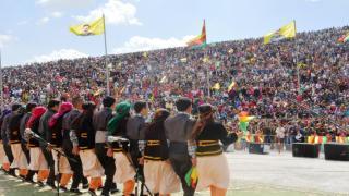 Kobani, Girê Spî cantons get ready for Newroz celebrations