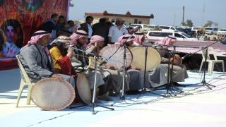Newroz al-Raqqa activities conclude with traditional shows, popular songs