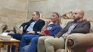 Italian association confirms its support to AA's experience in north, east Syria