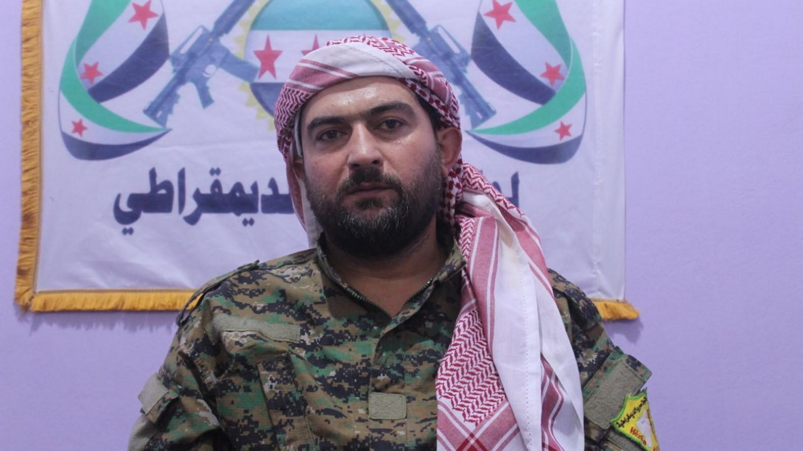 Abu Omar al-Idlibi: el destino de las áreas ocupadas depende del destino de Idlib
